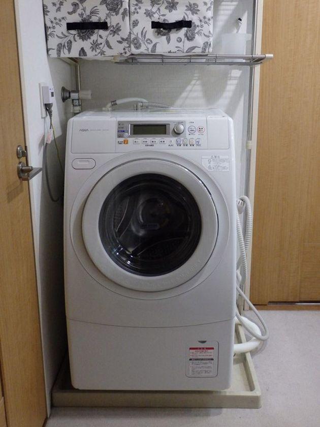 ハイアールアクアセールスのドラム式洗濯乾燥機「AQW-DJ7000」
