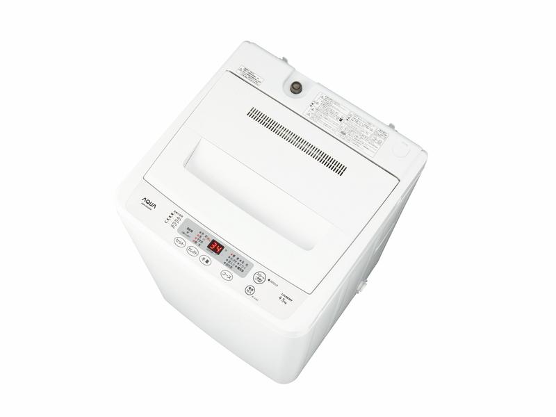 ハイアールアクアセールス「全自動洗濯機 AQW-S452」