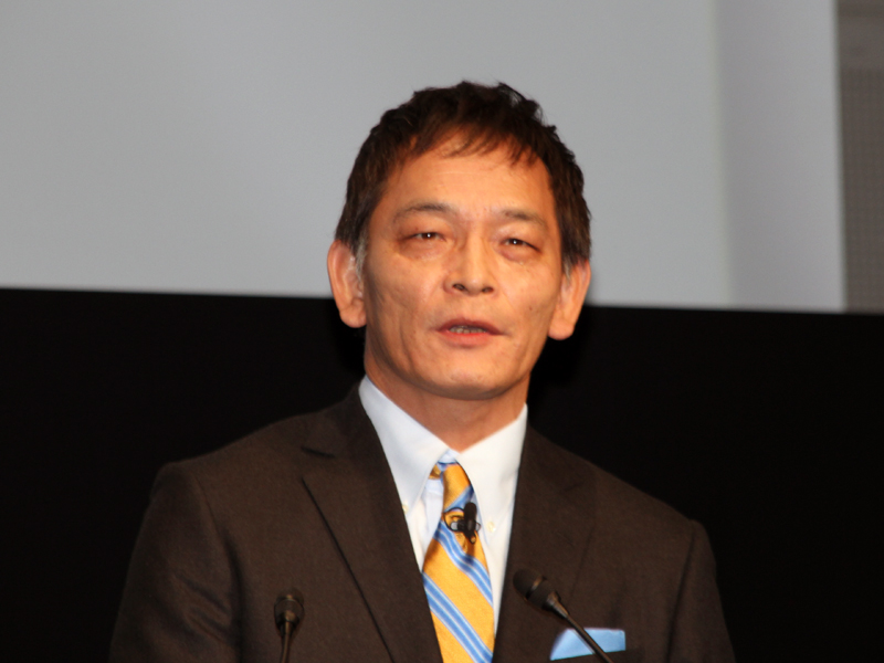 セールス・オンデマンドの代表取締役社長 室﨑肇氏