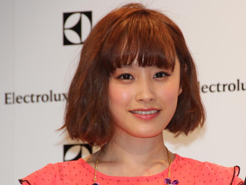 元モーニング娘。で女優の高橋愛さんも登場
