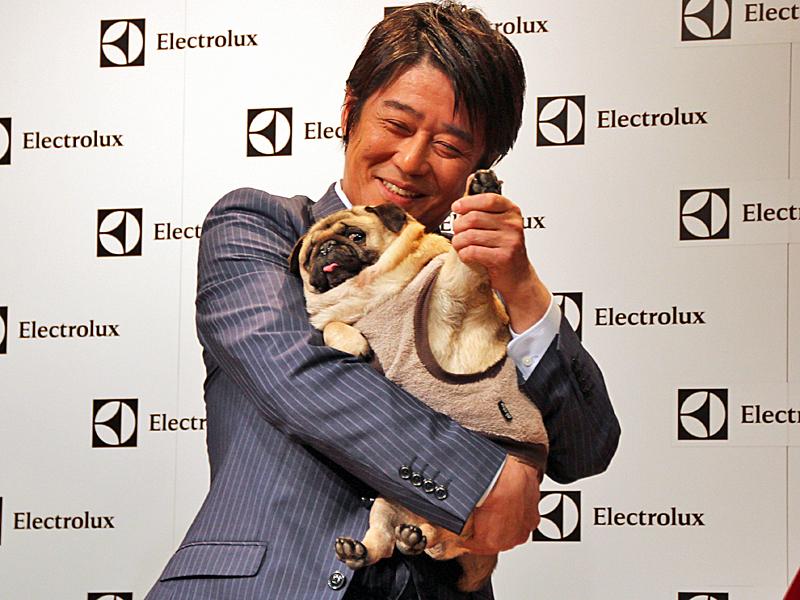 坂上忍さんの飼っているパグ「森田パグ蔵」さん