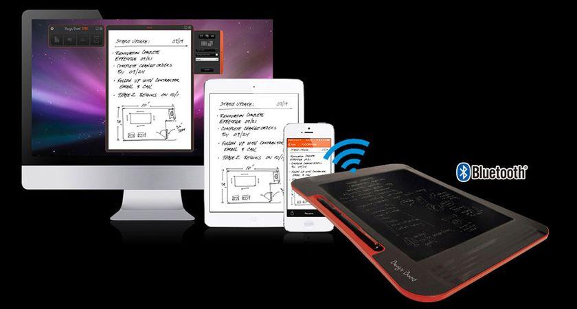 パソコンやスマートフォン、タブレットとBluetoothで連携する