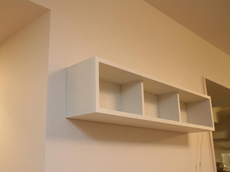 無印良品「壁に付けられる家具・箱・幅88cm」
