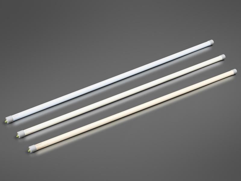 「RICOH LED Mシリーズ」。上から昼白色、白色、電球色