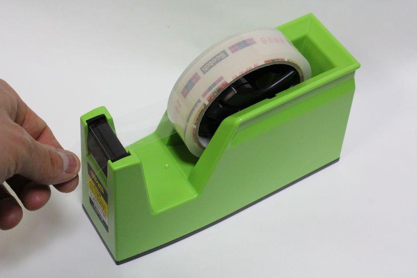 幅24mmの太いテープも利用可能