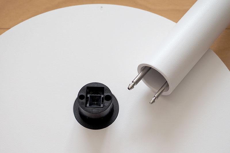 接続部などは逆挿しができないなど、組み立てやすさや安全面での工夫がある