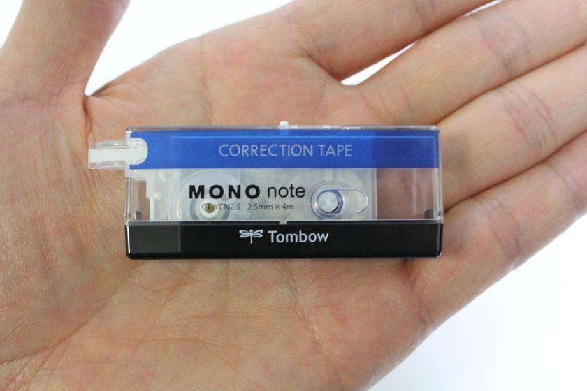トンボ鉛筆「MONO note」