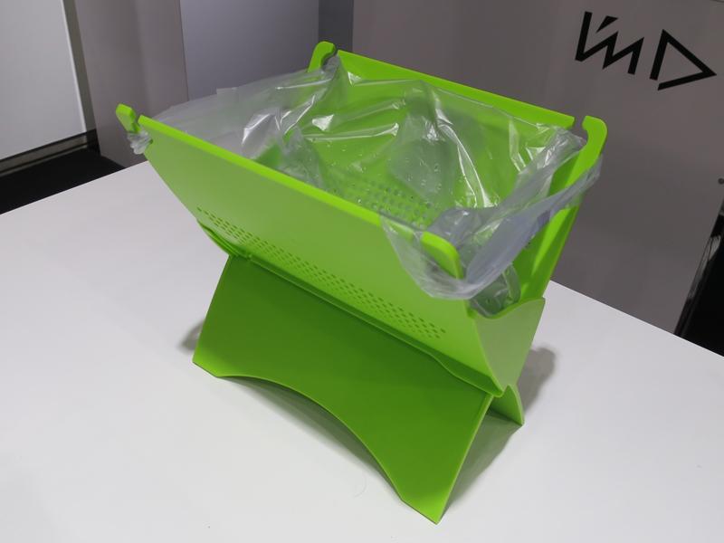 「kcud 生ゴミ水切り器」