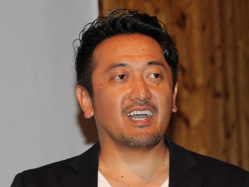 amadana代表取締役社長の熊本浩志氏