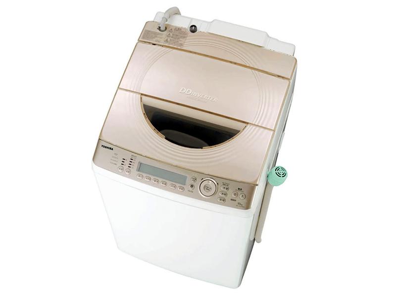 縦型洗濯乾燥機「AW-10SM2M」(サテンゴールド)