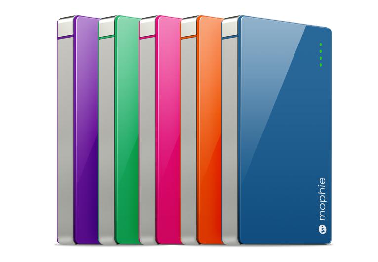 カラーはピンク、ブルー、オレンジ、グリーン、パープルの5色を用意する