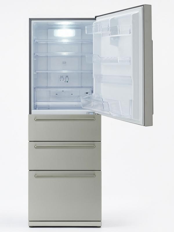 容量197Lの冷蔵室