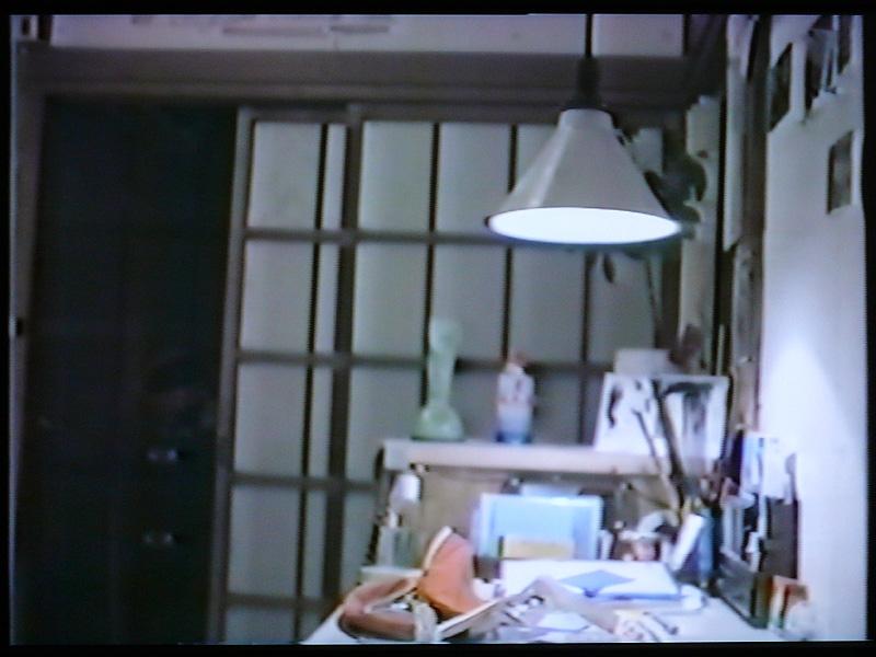 四半世紀前のビデオデッキだが、1980年代に撮影した映像(当時の自分の部屋)がちゃんと再生される。懐かしい