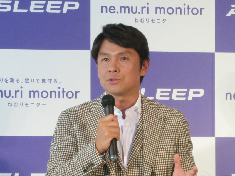 元サッカープレイヤーの福田正博さん