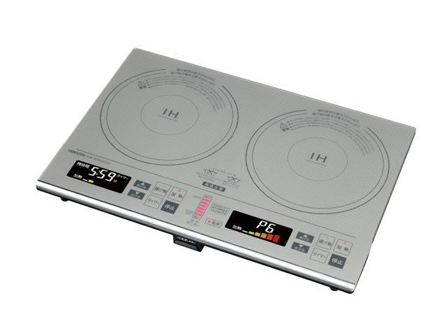 2口IH調理器「IHW-D1460C(G)」