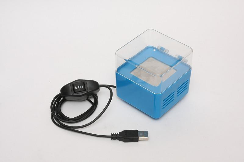 サンコーレアモノショップ「USBミニ温冷庫 USBCMSH3」