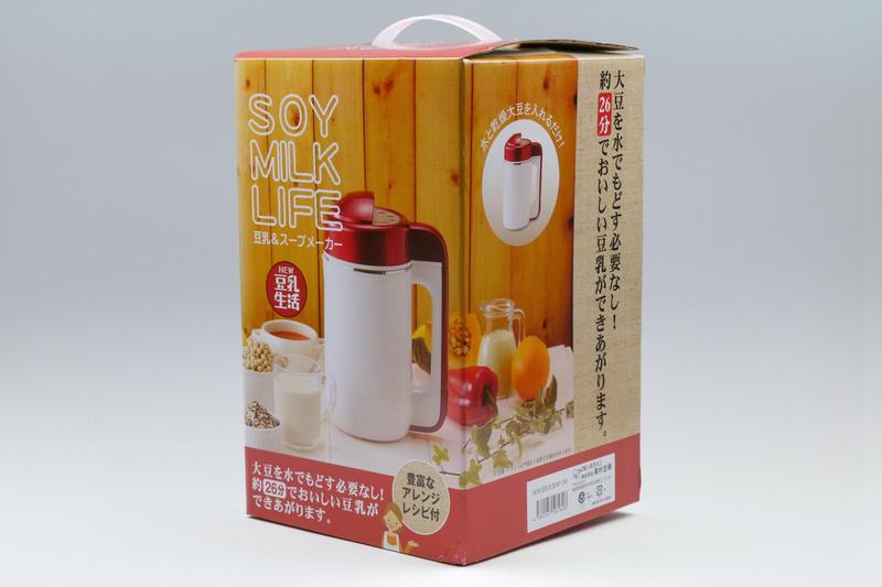 直村企画「豆乳&スープメーカー ニュー豆乳生活 NP-134」