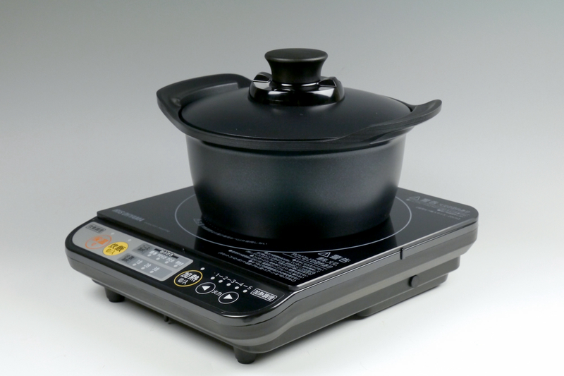 アイリスオーヤマ「IH旨み炊飯鍋 H-DRC-18」