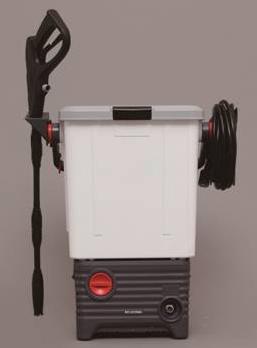 タンク式高圧洗浄機静音タイプ SBT-513