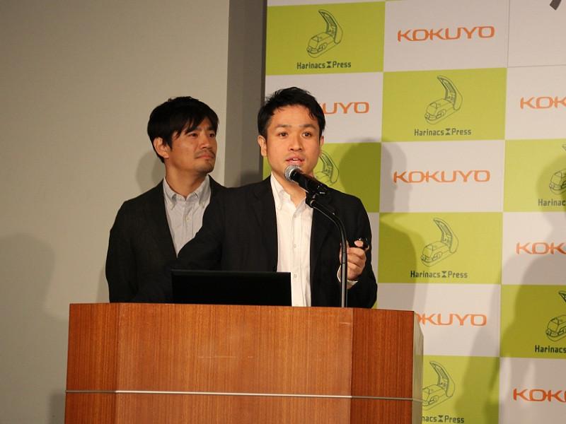 クリエイティブプロダクツ事業部 メカニカルステーショナリーVU 企画グループ 増田 和之氏