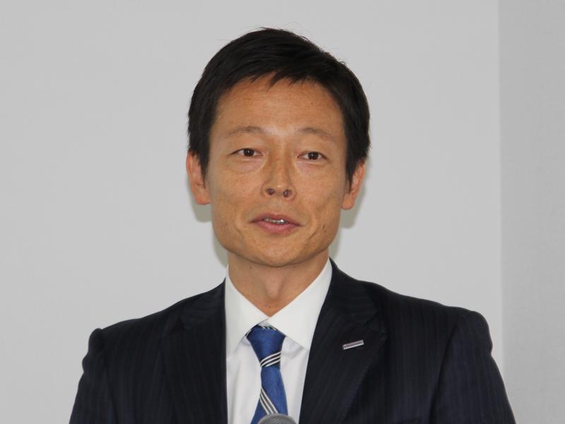 ライティング事業部 ライティング機器ビジネスユニット 施設・防災商品グループ グループマネージャー 山中直氏