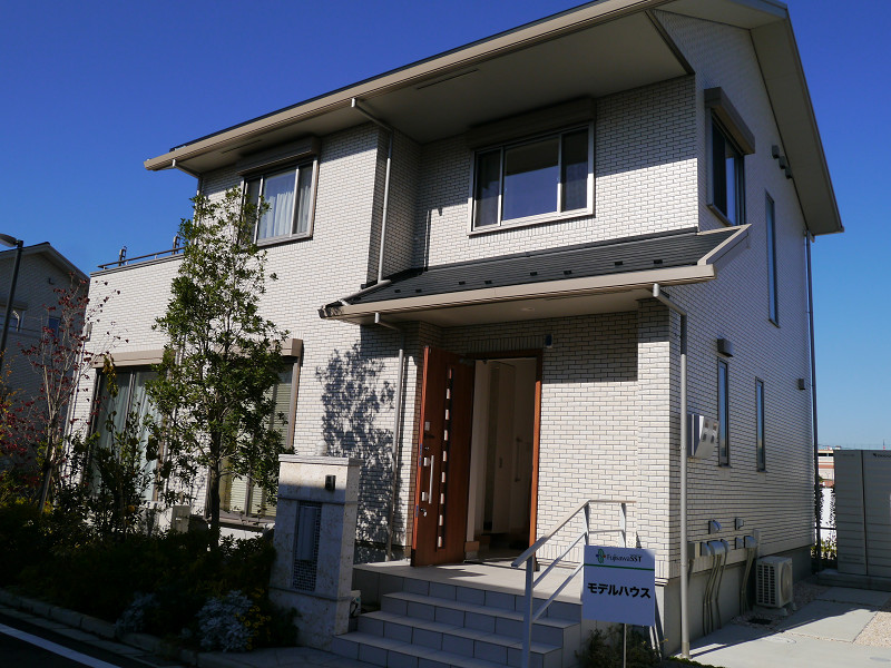 パナホームが提案するFujisawa SSTの戸建住宅の様子