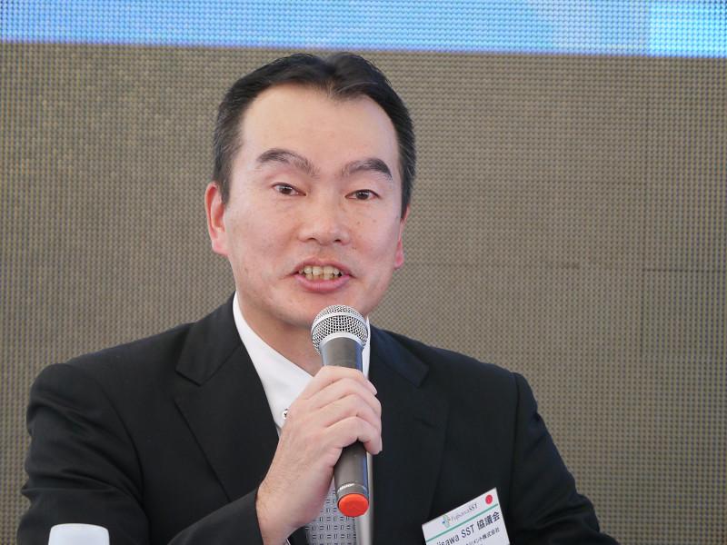 Fujisawa SST マネジメント 代表取締役社長の宮原智彦氏