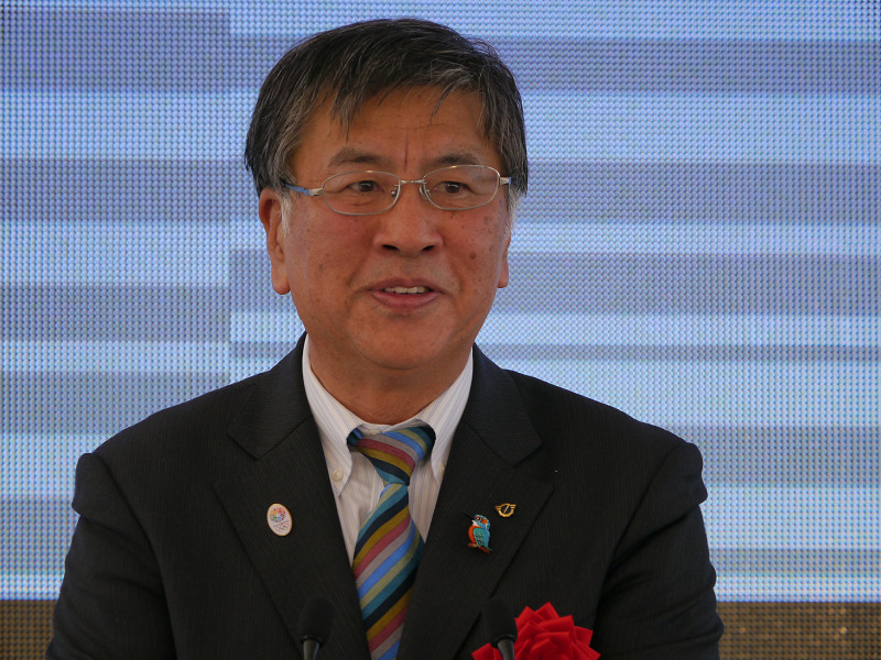 藤沢市の鈴木恒夫市長