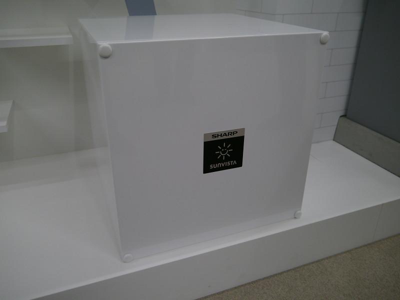 屋内設置用クラウド蓄電池「JH-WB1401」