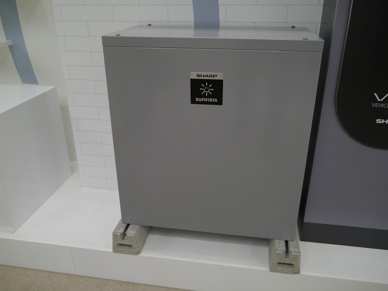 屋外設置用クラウド蓄電池「JH-WB1402」