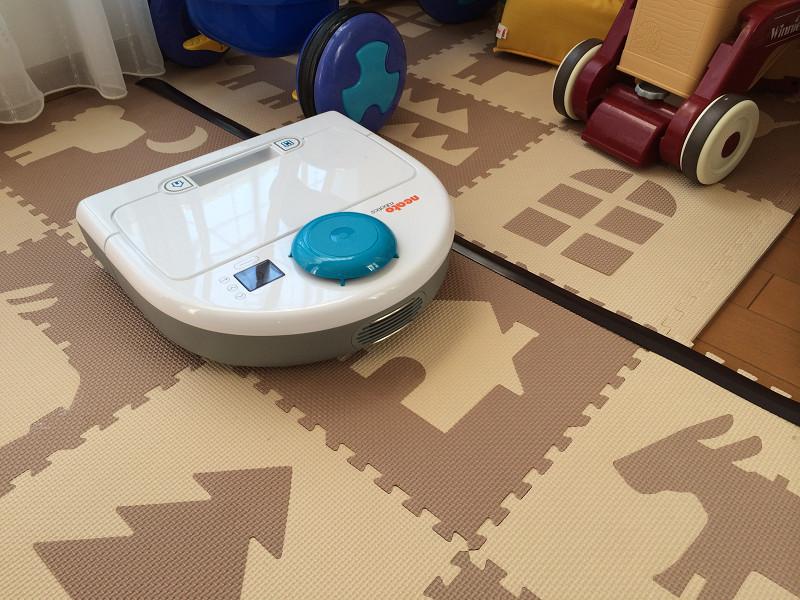 子供のおもちゃがたくさん置いてあるところなど、磁気テープで区切るだけで絶対に入らないので安心
