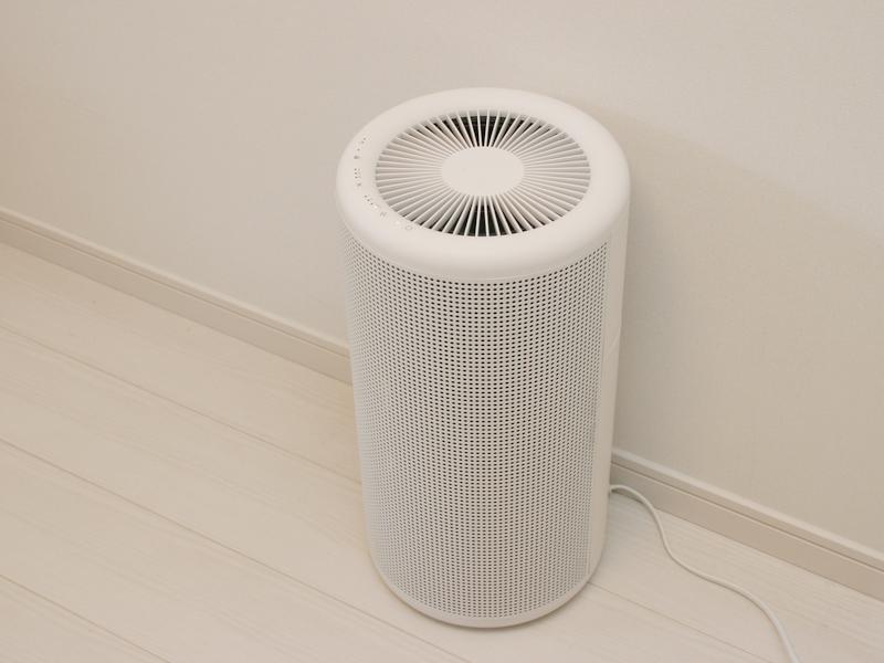 無印良品の「空気清浄機 MJ-AP1」