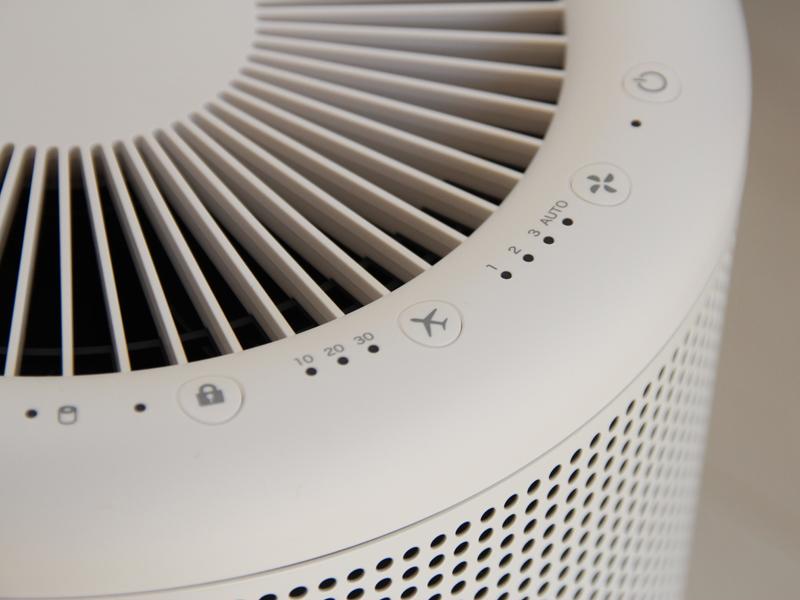 無印良品の操作アイコン。AirEngineのアイコンと同じデザインを採用している