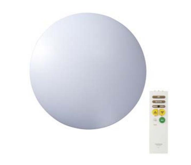 ブルーライトカット LEDシーリングライト~6畳