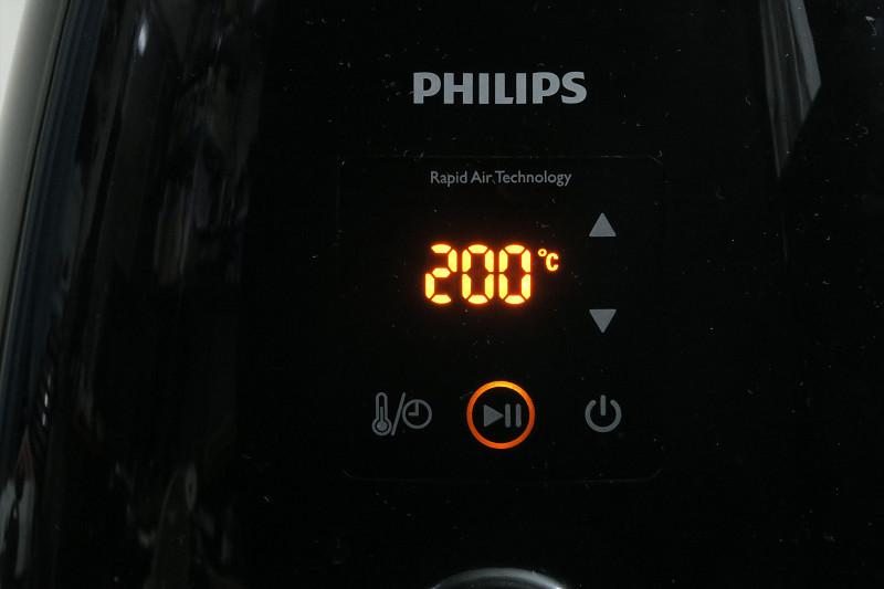 温度設定などがダイヤル化したのが一番の特徴