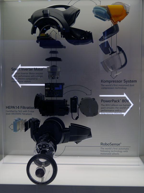 サイクロン掃除機の特徴を説明