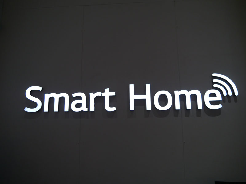 Smart Homeのロゴマーク