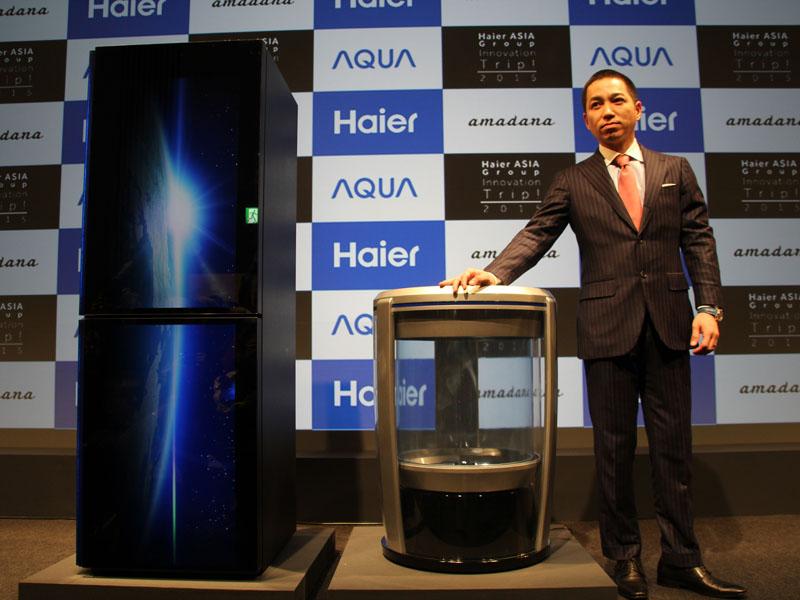 ハイアールアジア 代表取締役社長兼CEOの伊藤嘉明氏