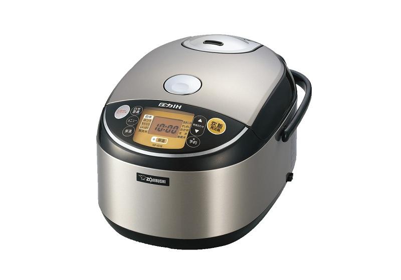 業務用の圧力IH炊飯ジャー「極め炊き NP-IG18型」