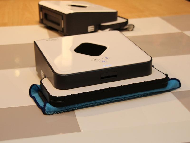 床拭きロボット「ブラーバ380j」