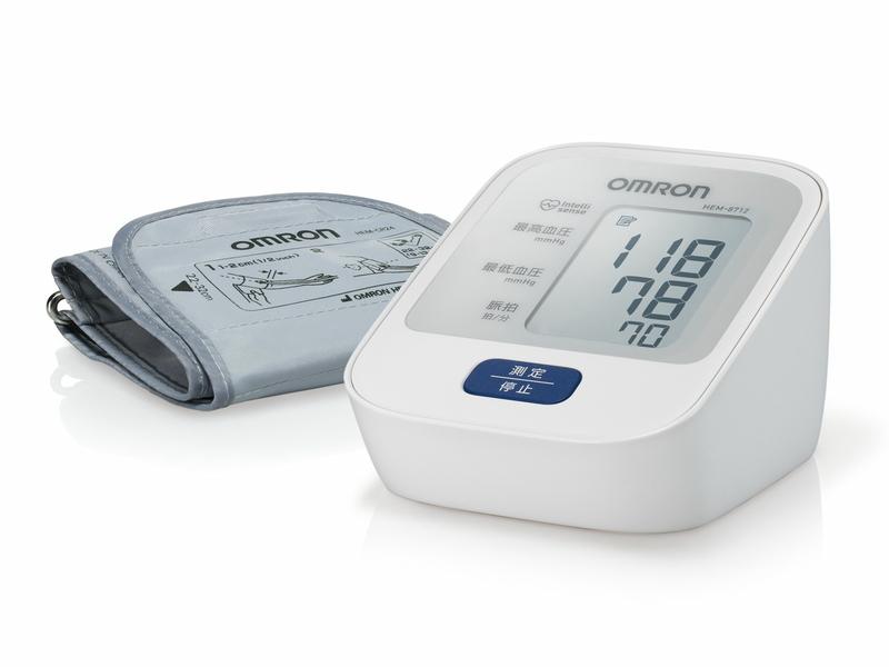 オムロン 上腕式血圧計 HEM-8712