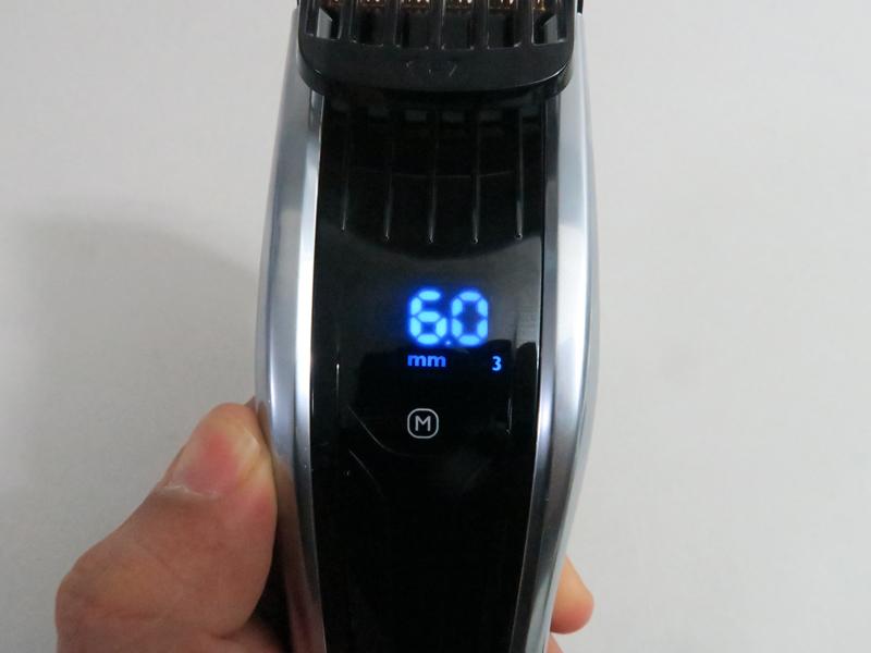 長さを設定してから、「Mボタン」を長押しするとその長さを記憶する