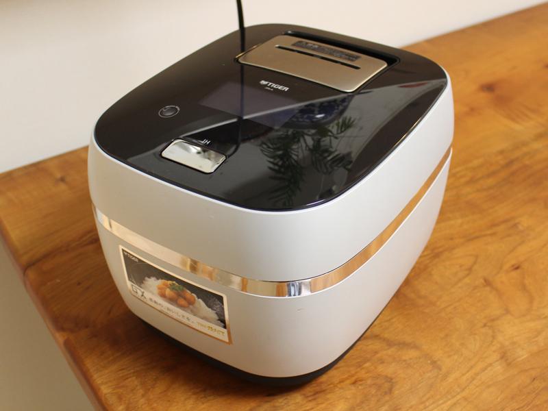 タイガー魔法瓶「土鍋圧力IH炊飯ジャー THE 炊きたて JPX-A100」
