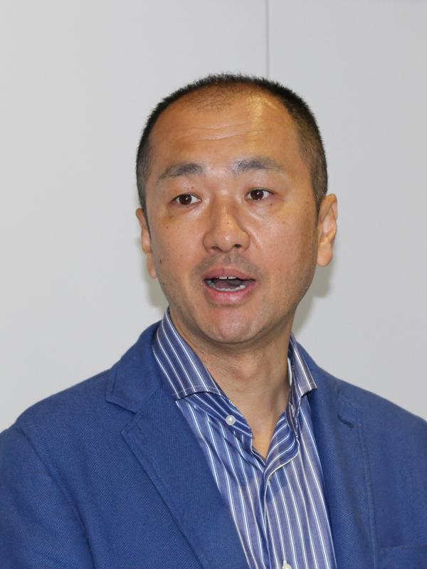 ダイソンの代表取締役 麻野信弘氏