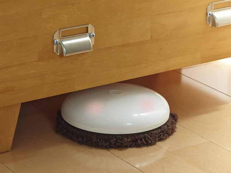 高さ56mmで家具の下なども掃除できる