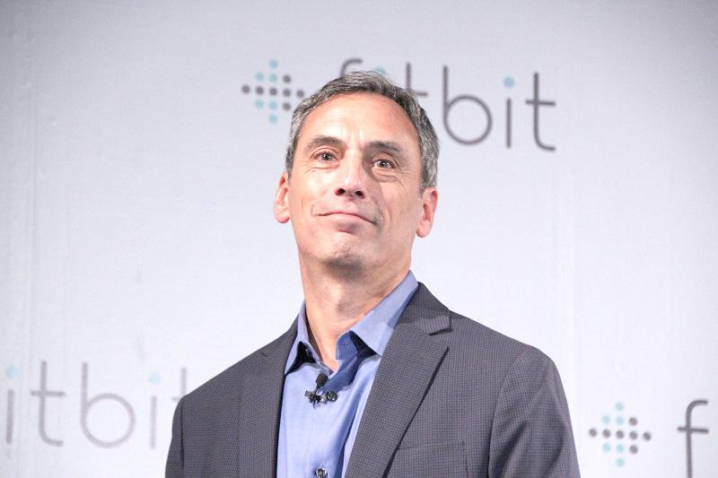 Fitbit CROのウッディ・スカル氏