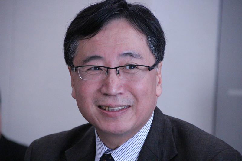 シャープ 研究開発本部 クラウド技術センター 所長 上田 徹氏