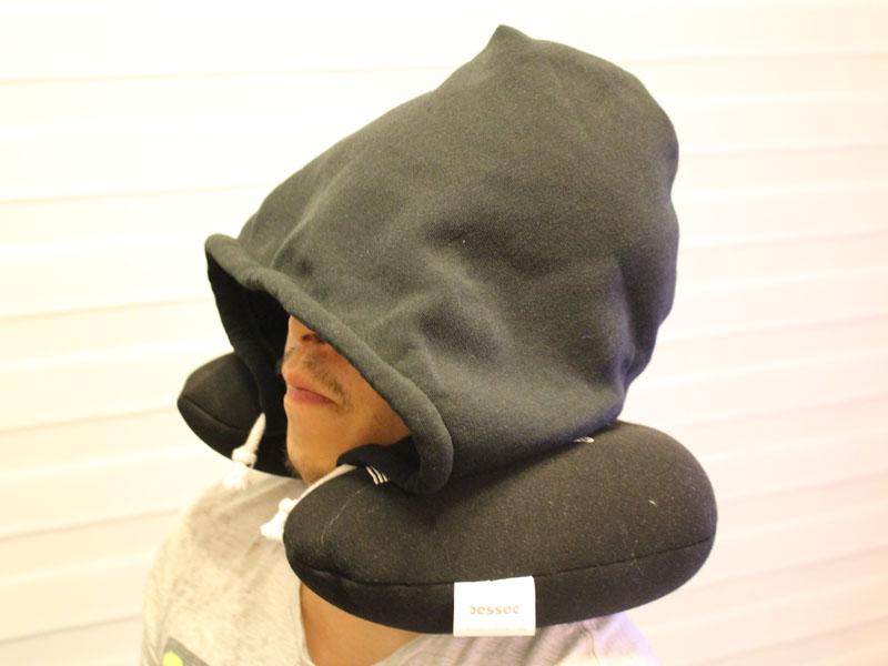 bessed「かくれん帽ネックピロー BET-02」