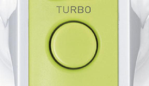 ターボボタン(ターボ付のみ)