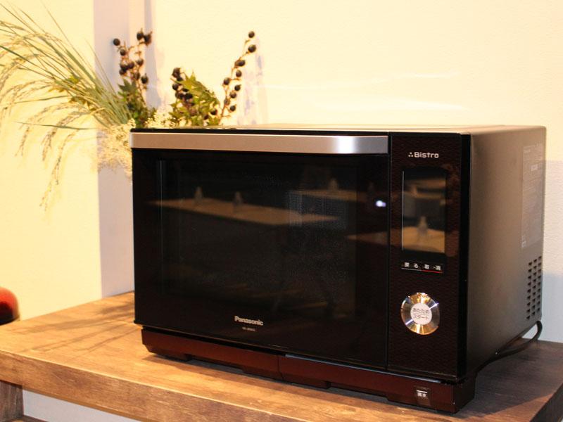 50~60代をメインターゲットとした家電「Jコンセプトシリーズ」の新製品、「3つ星ビストロ NE-JBS652」豊穣ブラック